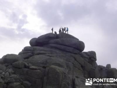 Ruta por el valle de Fuenfría, Siete Picos; rutas para caminar; equipamiento para senderismo